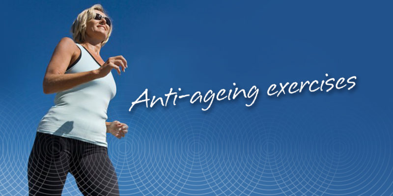 Anti Aging Exercise