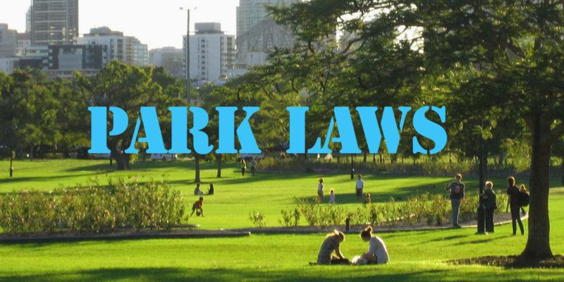 Park Laws