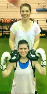 Hannah & Clare