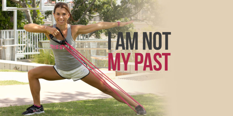 I AM NOT MY PAST