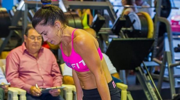 Brisbane personal trainer breaks burpee world record