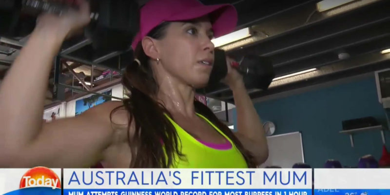 Today - Australia's Fittest Mum