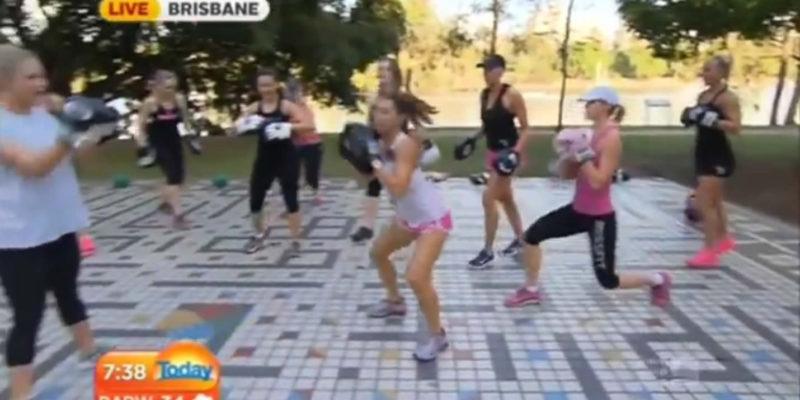 Today Show Breakfast News - 22nd Nov 2012